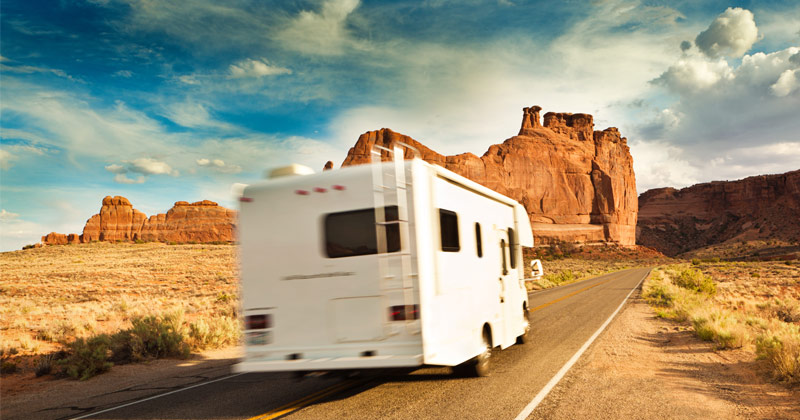 """Meet The RVs That Are Literally """"Driving"""" Our Country's GDP"""