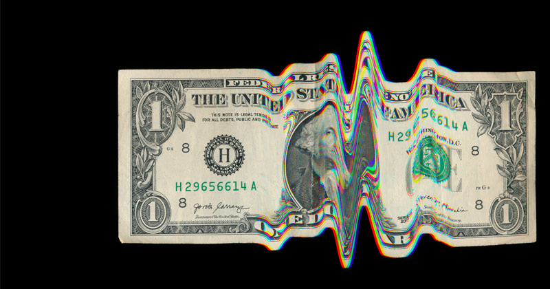 The Origins of the Dollar's Value