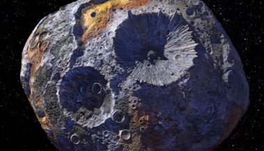 Asteroid Psyche might be the remnant of a planet that never fully formed