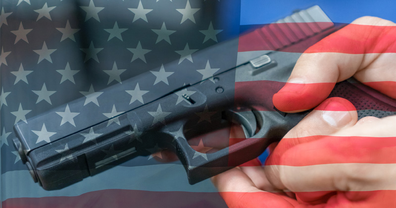 As Kenosha and Minneapolis Burn, Millions of Americans Buy Guns