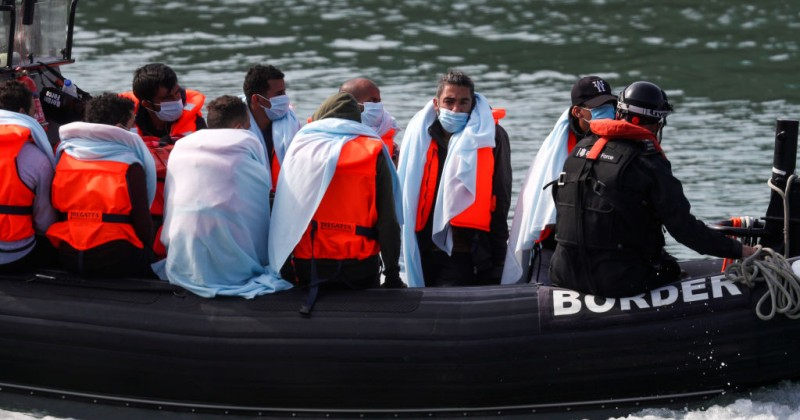 """Calais Mayor Accuses UK of """"Declaration of War"""" Over Attempts to Stop Illegal Boat Migrants"""