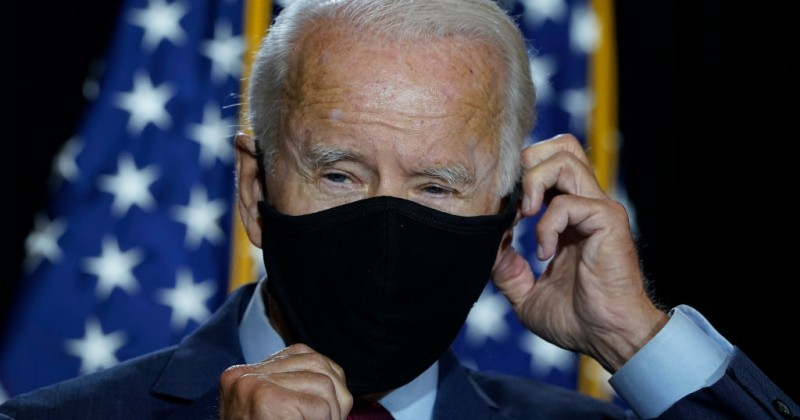 CNN Poll: Biden's Lead on Trump Shrinks by 10 Points After Two Months of Rioting