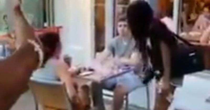 Video: Black Lives Matter Agitators Harass White Couple Who Refuse to Raise Their Fist