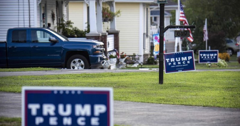 Former City Councilman With Trump/Pence Sign in His Front Yard Murdered