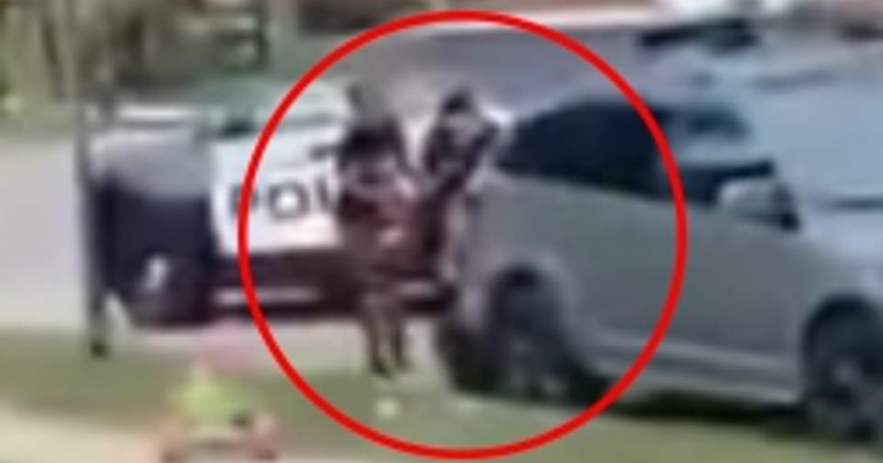 Video Shows Jacob Blake Brawling with Police Before Shooting