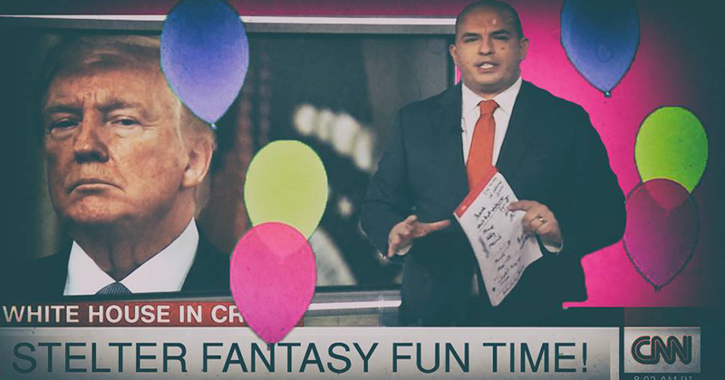 Brian Stelter's Fantasy Funtime!