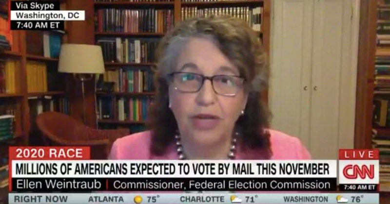 "FEC Commissioner: ""Substantial Chance"" We Won't Know Winner On Election Night"