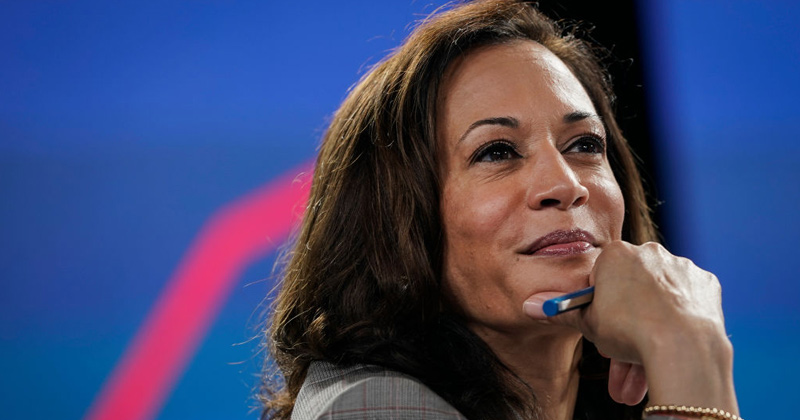 Newsweek Apologizes After Legal Expert Claims Kamala Harris Doesn't Qualify For VP