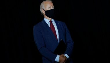 """Stop Playing Politics With The Virus"" - Trump Slams Biden's Call For Mandatory Mask-Wearing"