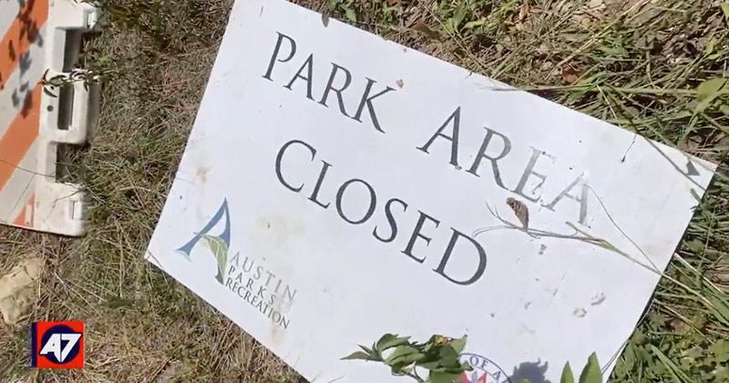 Epic! Citizen Activist Frees Citizens Blocked From Enjoying Giant City Park, Swim Spot