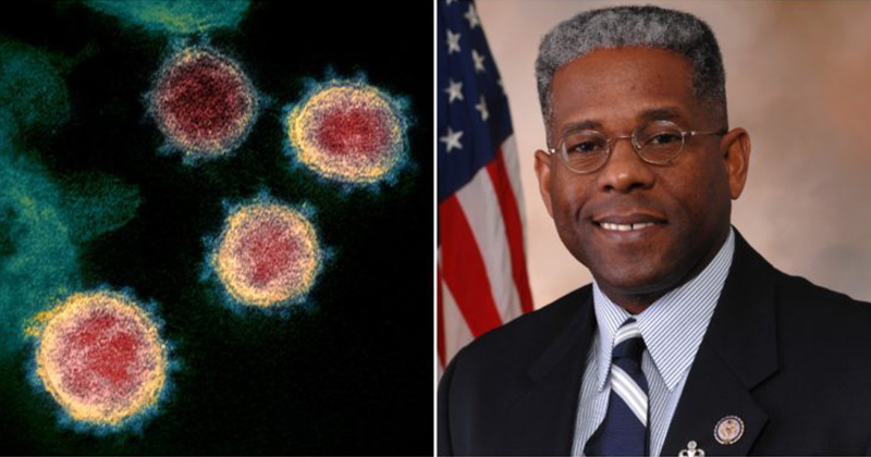 EXCLUSIVE: TX GOP Chair Allen West Slams Coronavirus Mandates