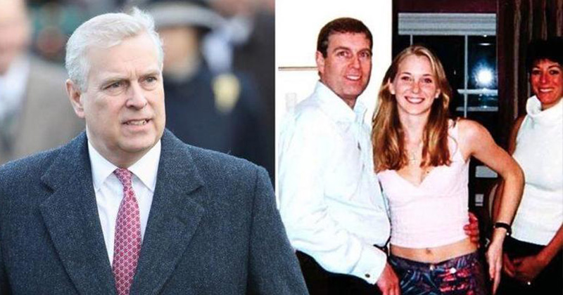 Records Of Prince Andrew's Location On Night Of Molestation Destroyed By Police