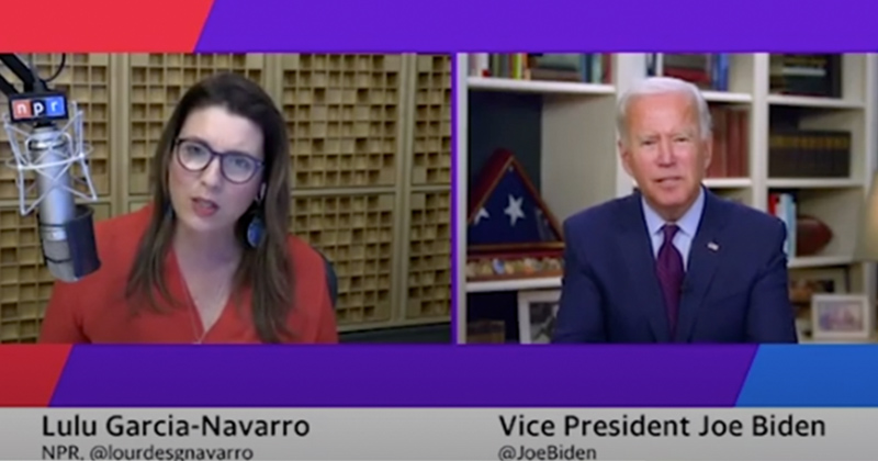Joe Biden: 'Unlike the African American Community … the Latino Community Is an Incredibly Diverse Community'