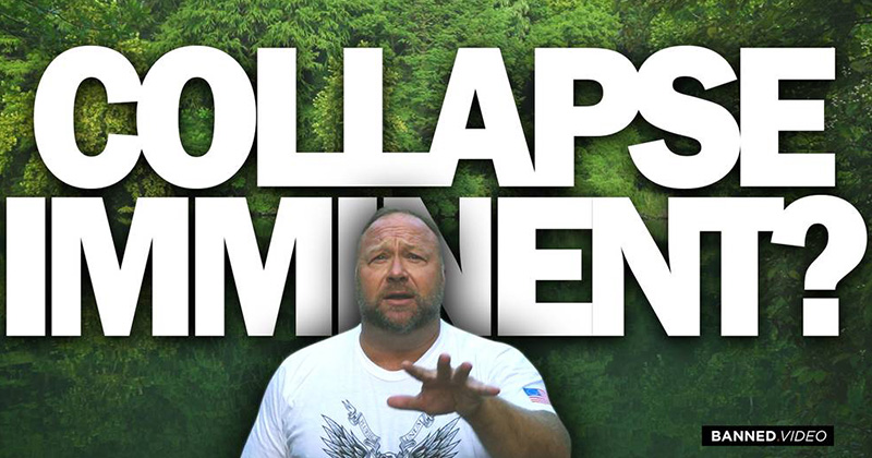 Is Economic Collapse Imminent? What Would You Do?