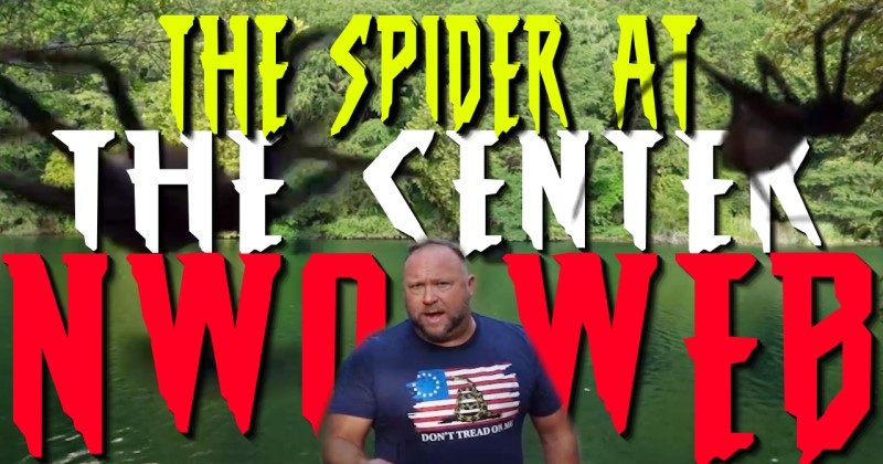The Spider At The Center of The NWO Web