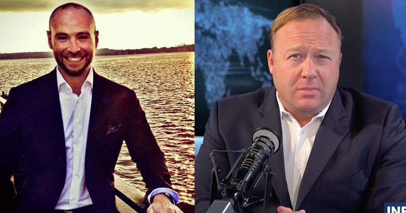 Revolver Exclusive: Former DOD Official Linked to Biden Appears to Want Alex Jones Assassinated - Revolver
