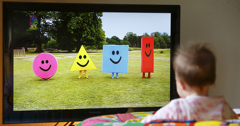 Scientists Try to Explain Why Some Babies Enjoy TV More Than Others