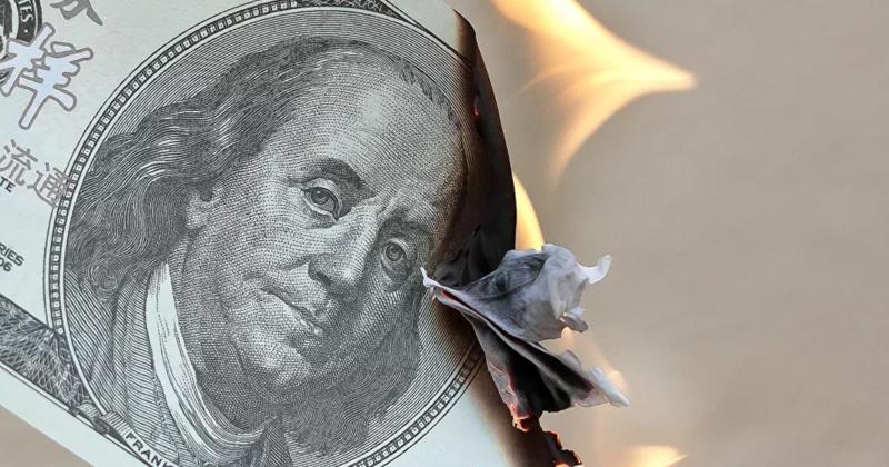 Mainstream Media: End of Dollar Imminent