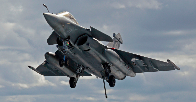 France Deploys Jets, Warship to East Mediterranean Amid Turkey Gas Tensions