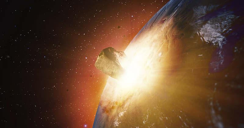 Scientists Have Warned That A 400 Foot Tsunami Could Hit The East Coast If An Asteroid Hit The Atlantic Ocean