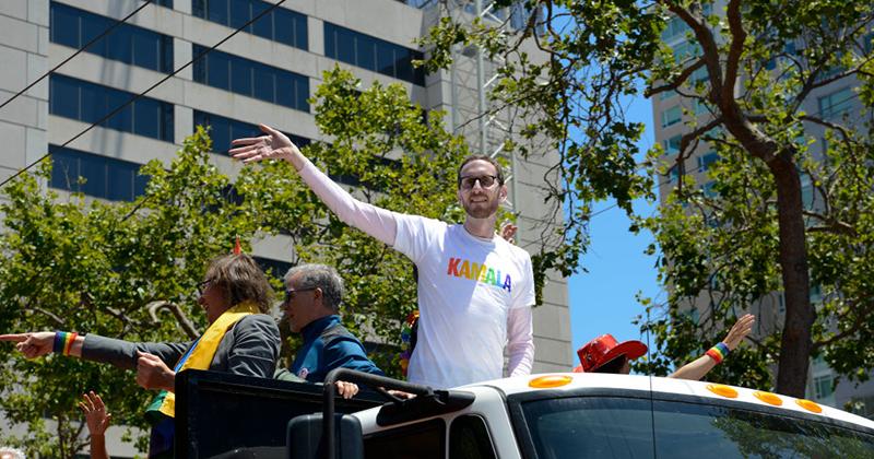 San Francisco Sen. Scott Wiener Introduces Bill to Decriminalize Men Having Sex With Boys