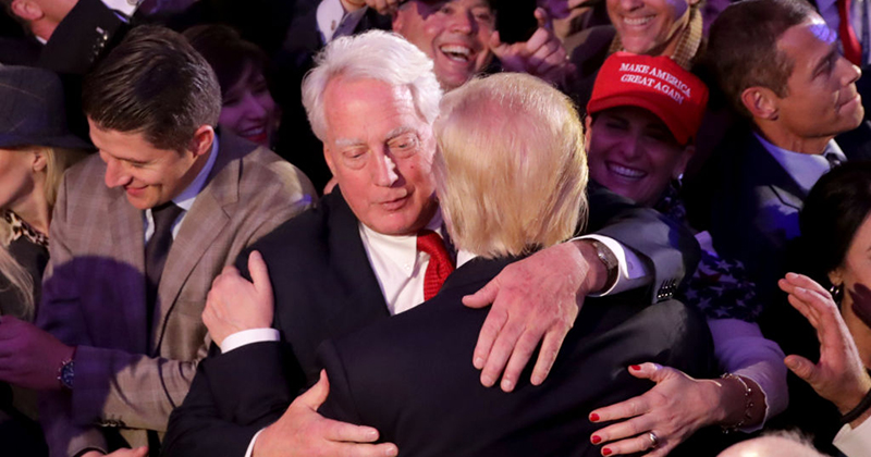 President Trump's Younger Brother Dies Of Unspecified Illness