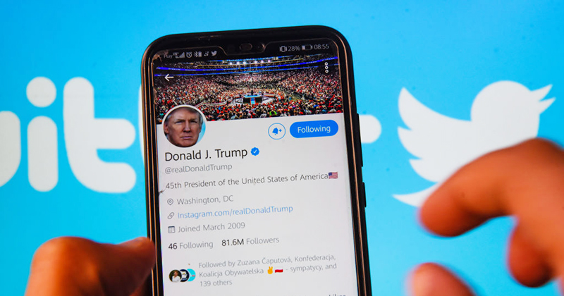 "Twitter Censors Trump Again, Claims To Be Protecting ""Civil And Election Integrity"""