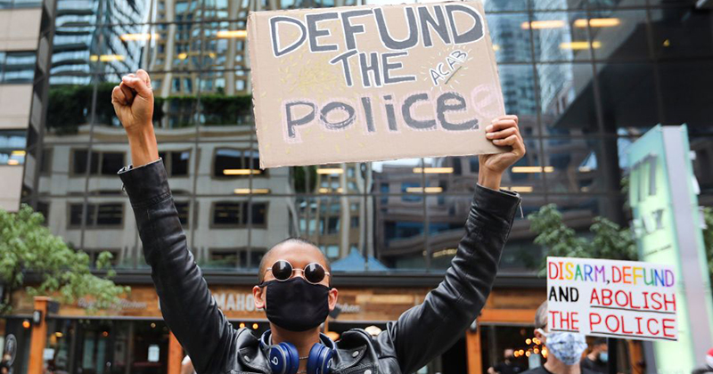 Gallup Poll: 80%+ Of Black Americans Disagree With 'Abolish Police' Agenda