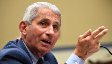 "Fauci Warns COVID-19 Vaccine May Only Be ""50% Or 60%"" Effective"