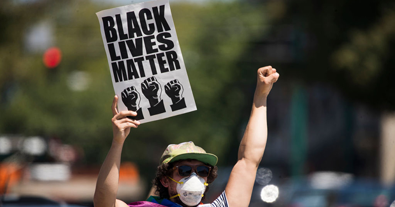 Report: Iowa University Instructor Issues Warning That Not Supporting BLM Is 'Grounds For Dismissal'