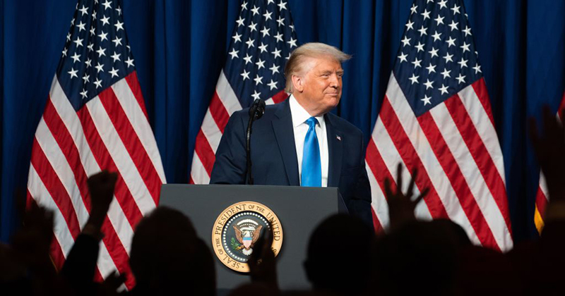 Video: CNN Interrupts Trump RNC Speech To 'Fact Check Outright lies'