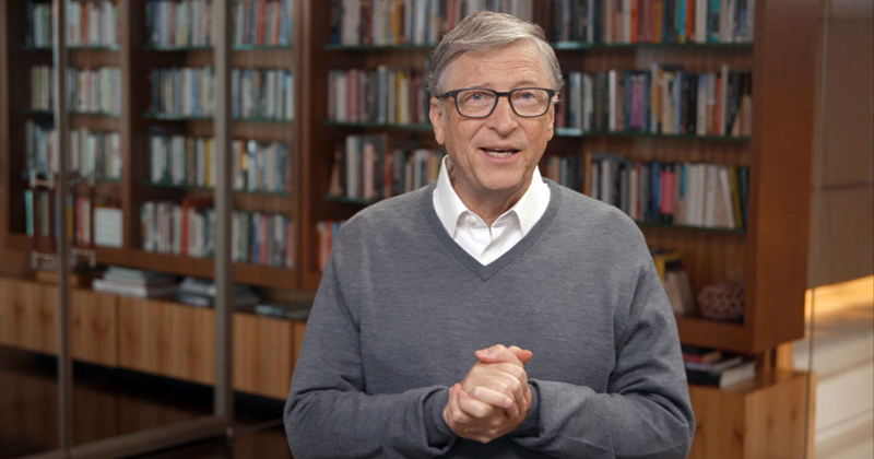Bill Gates Responds To Roger Stone's Vaccine Criticism