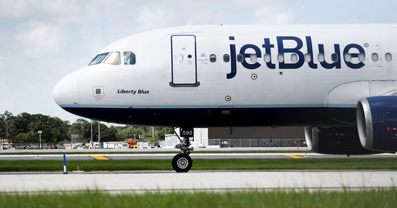 JetBlue Doubles Down on Kicking Family Off Plane Because 2-Year-Old Wasn't Wearing A Mask