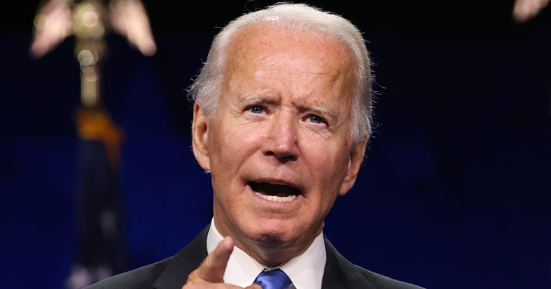 Trump: Biden Will 'Eliminate America's Borders in Middle of Global Pandemic'