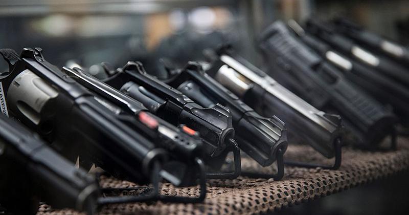 Americans Sense Something Is Wrong: Gun Sales Up 72%
