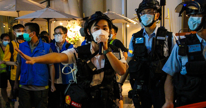 Google Officially Ends Cooperation With Hong Kong Police As 'Nat Sec' Law Erodes Political Freedoms