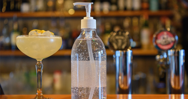 Americans Continuing to Die From Drinking Hand Sanitizer