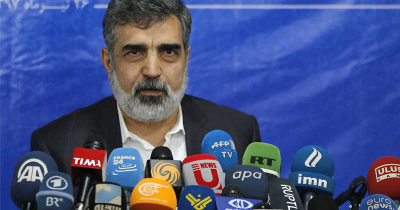 """Top Iranian Nuclear Official Blames """"Sabotage Operations"""" For July Blast"""