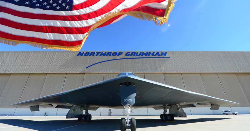 Assembly of Pentagon's First B-21 Raider Stealth Bomber 'Coming Along Nicely'