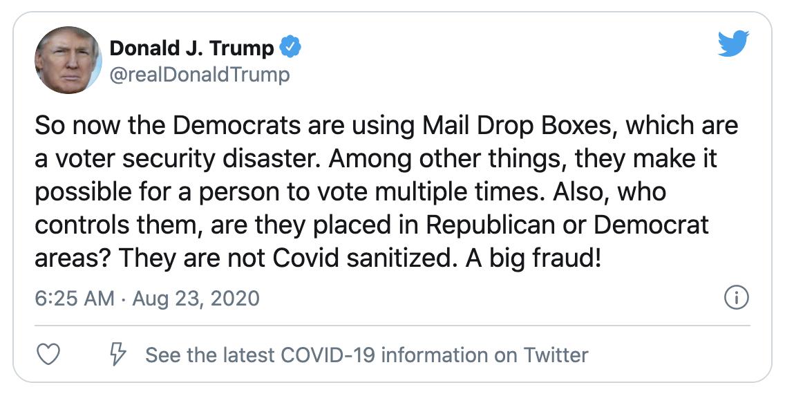 twitter censor Trump