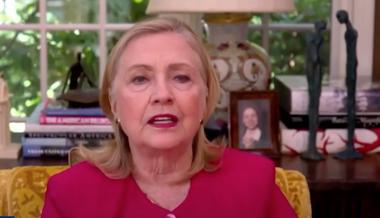 "Conspiracy Clinton: Trump's Coronavirus Relief Executive Orders Are A ""Stunt"""