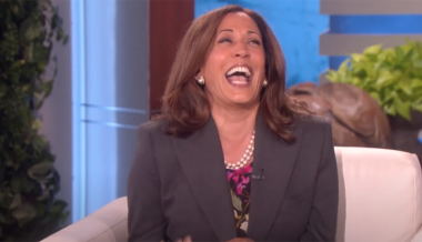 Flashback: Kamala Harris Laughs About Murdering Trump