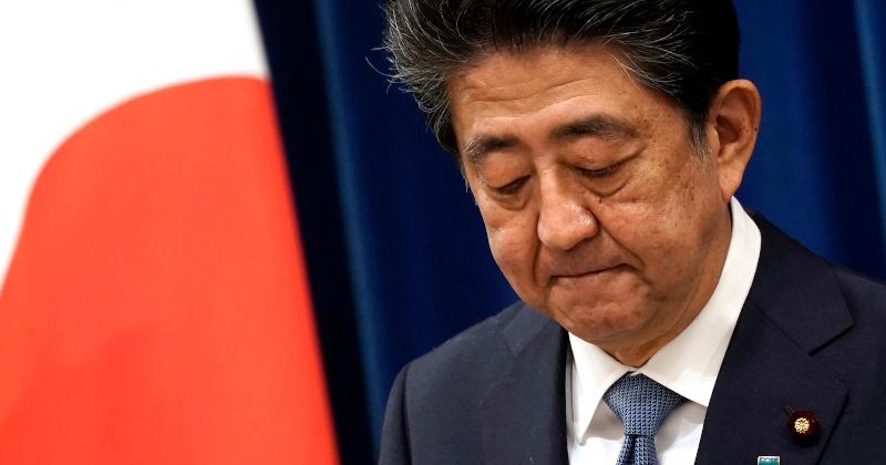 Japanese Prime Minister Announces Resignation