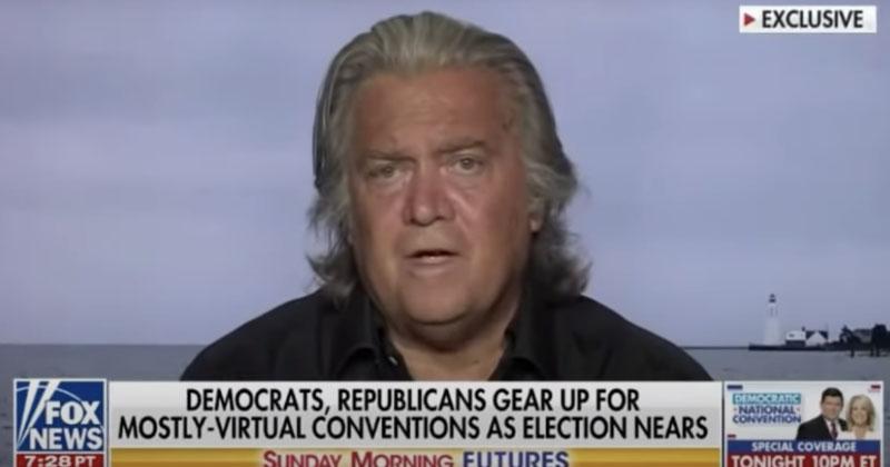 Bannon: Democrats Want 'Destruction Of American Way Of Life'