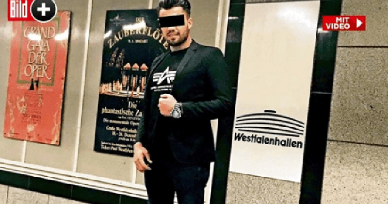 GERMANY: Migrant Rapes 11-Year-Old, Gets Released After 12 Days, Then Rapes 13-Year-Old