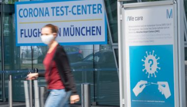 Germany Introduces Mandatory Coronavirus Testing For Travelers