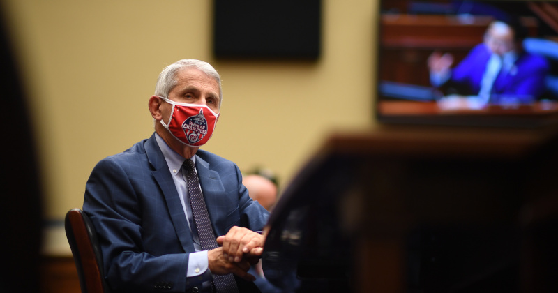 Fauci Argues Emergency Approval for Covid-19 Vaccine Puts 'Other Vaccines' at Disadvantage