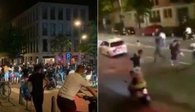 Migrants Riot in Netherlands