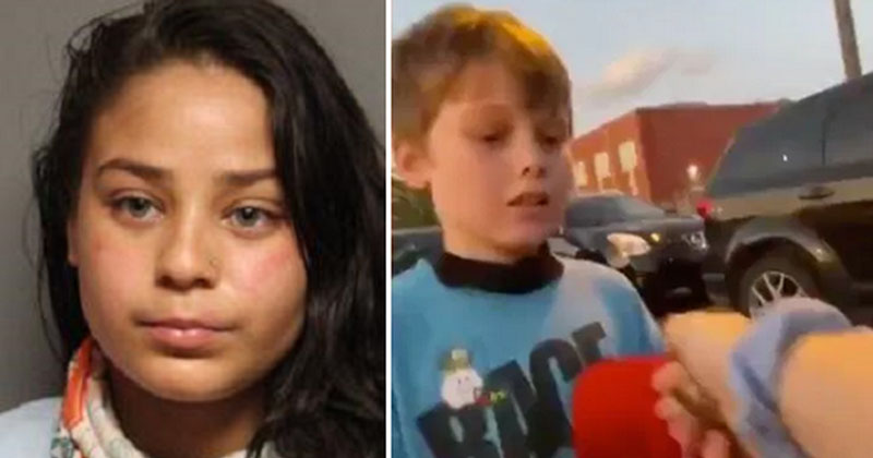 Arrest Made In Viral Hate Crime Against 7-Year-Old With MAGA Hat