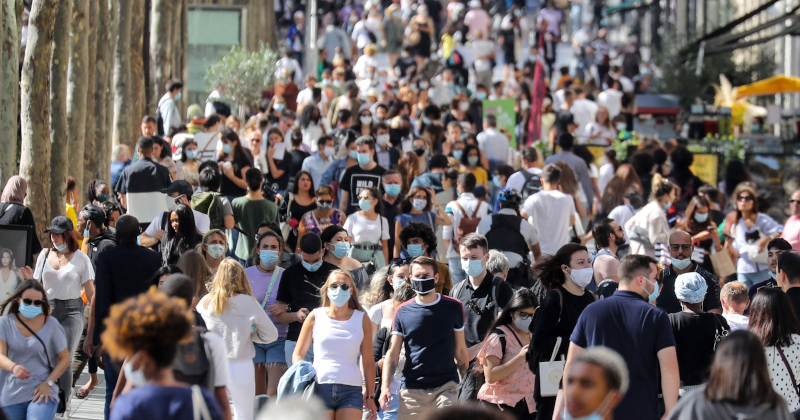 Wearing Masks Not Enough, W.H.O. Says